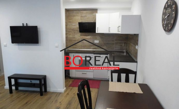 Zariadená novostavba 2izb. bytu, 46 m2 s balkónom, Sabinovská ul., Ružinov – BA II.