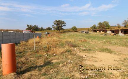 Na predaj  pozemok na stavbu rodinného domu, Vinosady, okres Pezinok