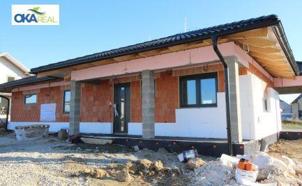 Na predaj rodinný dom novostavba v Bobrove