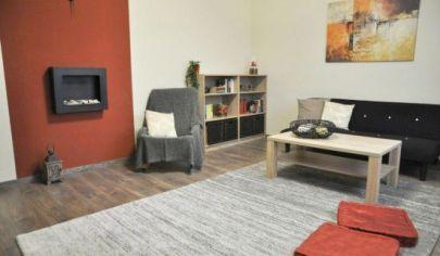 Na predaj pekný 3-izbový byt s loggiou na začiatku Petržalky