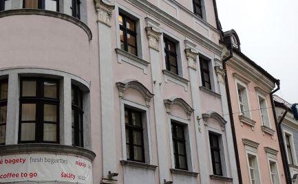 Ponuka - prenájom lukratívny kancelársky priestor v centre Bratislavy na Michalskej ulici.