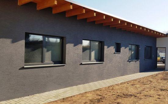 Nadštandardná moderná novostavba-bungalov, 5 izieb, 800 m2 pozemok