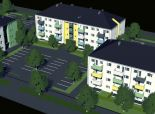 Predaj 3i byt so záhradkou - Rajka Park