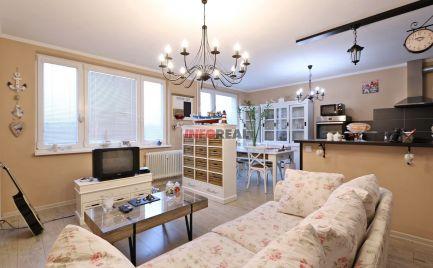 3 Izbový byt 69 m2, Kežmarská ul., 6m loggia, 5/8 posch.