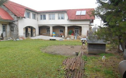 Polyfunkčný objekt s dielňou v Melčiciach-Lieskovom a 724 m2 pozemkom