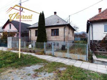 Predám rodinný dom Dargov iba 30 km od Košíc