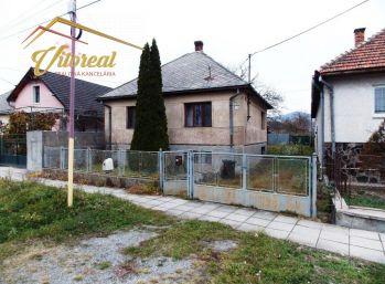 PREDANÝ   rodinný dom Dargov iba 30 km od Košíc