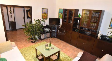 Predané - 4 izbový útulný byt v Kysuckom Novom Meste