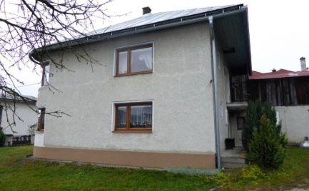 Udržiavaný rodinný dom - Pohronská Polhora