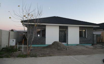 Novostavba rodinného domu v Holiciach