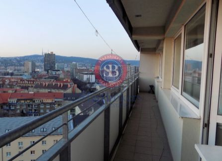 StarBrokers - Len u nás! Predaj 4-i tehlového bytu 100 m2 na Miletičovej ulici, veľká logia 12 m2 do dvora s výhľadom na Bratislavu, garáž neďaleko