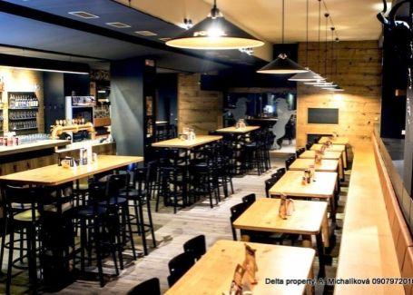 DELTA - ponúka na odstúpenie zabehnutú reštauráciu so stálou klientelou v Poprade.