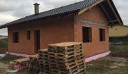 Novostavba bungalovu v Kotešovej