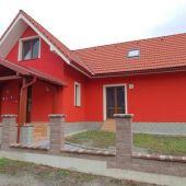 Exkluzívne iba u nás. Ponúkame na predaj novostavbu rodinného domu v lokalite Šebešťanová.