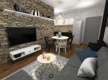 Novostavba- Nízke Tatry, moderný, trojizbový apartmán v prostredí nádhernej, slovenskej prírody