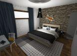 Nízke Tatry- novostavba, trojizbový apartmán v krásnom prostredí s vyhradeným parkovaním a v blízkosti lyžiarskeho svahu
