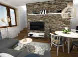 Nízke Tatry- novopostavený, moderný apartmán v prostredí pokojnej, slovenskej prírody