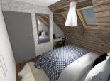 Novostavba- Krásny, trojizbový apartmán v Nízkych Tatrách v blízkosti lyžiarskeho svahu