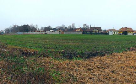 Pozemok pre výstavbu RD