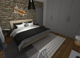Jedinečný, trojizbový apartmán v novostavbe, v pokojnom a tichom prostredí Nízkych Tatier