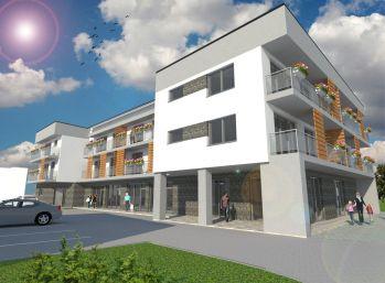 ***NOVINKA: Predaj 2 izb. bytu v projekte polyfunkč. bytového domu PEZINSKÁ!!