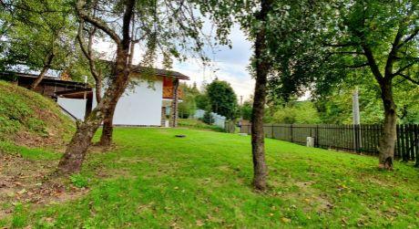Predaj chaty na celoročné bývanie vo Zvolene