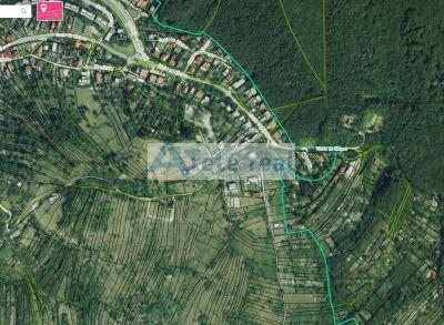 Areté real, Predaj 1756 m2 stavebného pozemku v krásnom prostredí v blízkosti lesa v Bratislave, časť Lamač