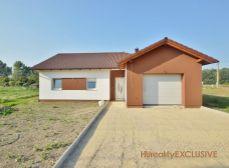 Predaj, 4i bungalov, 776 m2 pozemok, garáž