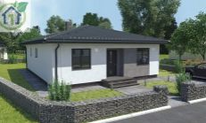Luxusná novostavba - 4 izbový bungalov, Vinné