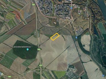 Mimoriadna investičná príležitosť iba u nás, pozemok 1.600 m², Petržalka, Janíkovské pole