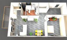 Luxusná novostavba - bytový dom Michalovce