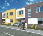 Novostavba 5 - izbového rodinného domu, 262 m2, garáž, Trenčín, ul. Súvoz / Pod Sokolice