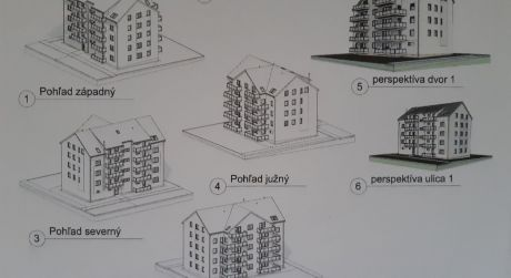 Kuchárek-real: Novostavba 3- izbového bytu v Pezinku na Muškáte.