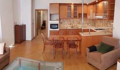 PRENAJATÉ:  Exkluzívne ponúkame na prenájom 2-izbový byt 76m2 vo výbornej lokalite Bratislava-Ružinov