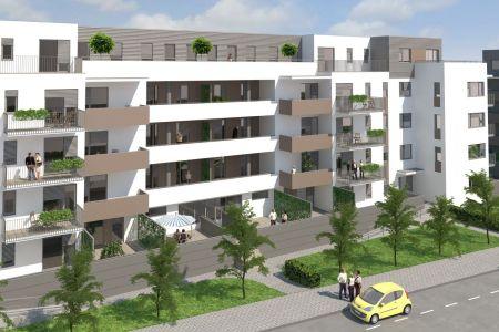 Novostavba na predaj 2 izb. byt 1/5p. 81.96 m2 PANORAMA - Nitra