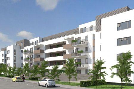 IMPEREAL - Predaj 2 izb. byt 2/5p.66.59 m2 PANORAMA - Nitra