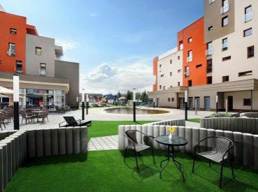 1 izbový apartmán - NOVOSTAVBA - hotel GINO PARADISE Bešeňová****