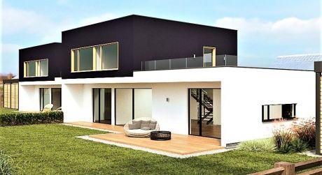 Na predaj novostavba - vo výstavbe, 2 rodinné domy, 1.213 m2, Bolešov