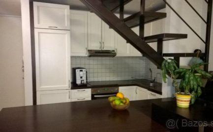 Na prenájom 3 izbový byt s predzáhradkou Orechová ul. Dunajská Lužná