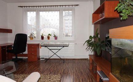 REZERVOVANÝ 3 izbový byt Považská Bystrica