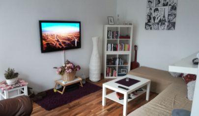 Exkluzívne APEX reality veľký 1iz. byt s výmerou 49 m2 s možnosťou upraviť na 2iz., loggia
