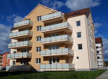 Komfortné 1-izb. byty  s nadštandardnou výmerou a veľkým balkónom v novostavbe na Muškáte