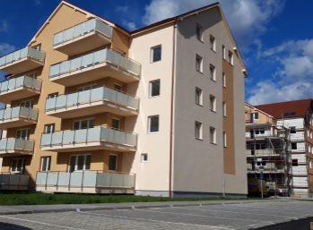 Komfortné 2-izb. byty  s nadštandardnou výmerou a veľkým balkónom v novostavbe na Muškáte