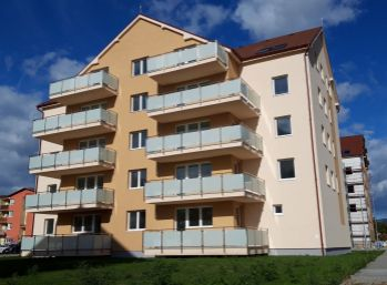 Komfortné 3-izb. byty  s nadštandardnou výmerou a veľkým balkónom v novostavbe na Muškáte