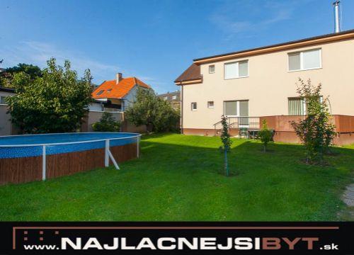 Najlacnejsibyt.sk: BAII - Ružinov - Kaštieľska ul., 6 izb rodinný dom 257 m2, garáž 50 m2, pozemok 717 m2