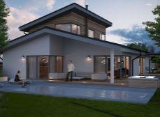 Luxusná moderná novostavba s nádherným výhľadom - Nitra Chrenová