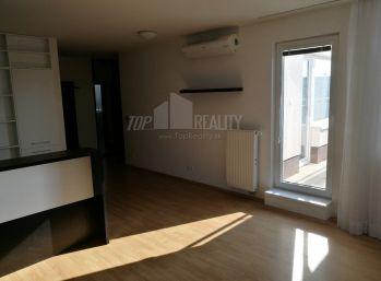 Nový 2 izbový byt s veľkou terasou