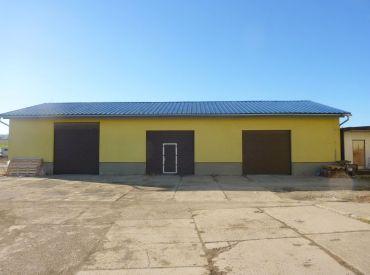 Hala / výrobné priestory na prenájom  v Poprade.