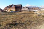Predaj stavebný pozemok Vysoké Tatry-Dolný Smokovec 758 m2.