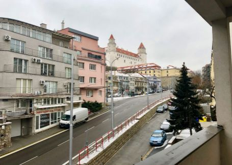 DELTA - Prenájom 4,5 izbový byt, Palisády, Staré Mesto, 170m2